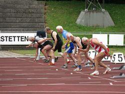 Thumb 100 meter start senioren