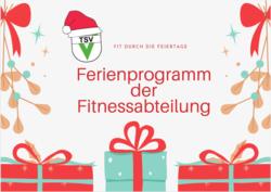 Thumb ferienprogramm der fitnessabteilung